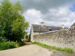 Photo paysage et monuments, Le Breuil-en-Bessin - le village