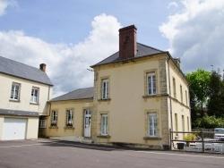 Photo paysage et monuments, Le Breuil-en-Bessin - la Mairie