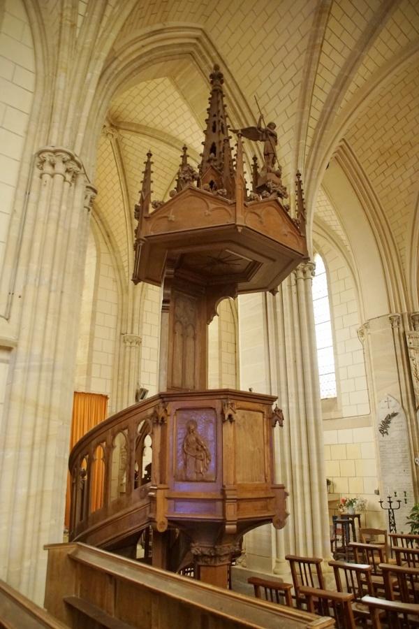 Photo La Cambe - église Notre Dame