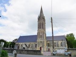Photo paysage et monuments, Castillon - église Saint lassien