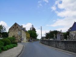 Photo paysage et monuments, Castillon - le village