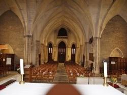 Photo paysage et monuments, Caumont-l'Éventé - église Saint Martin
