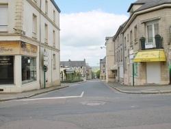 Photo paysage et monuments, Caumont-l'Éventé - le village