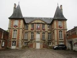 Photo paysage et monuments, Dives-sur-Mer - Hôtel de Ville