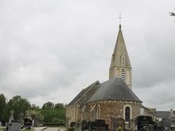 Photo paysage et monuments, Foulognes - église Saint Pierre