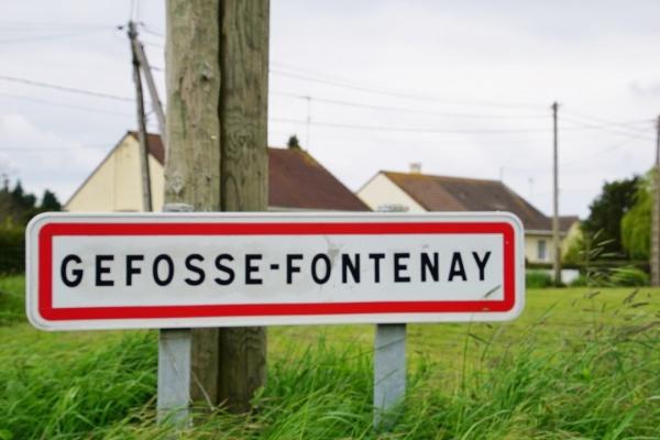 Photo Géfosse-Fontenay - gefosse fontenay (14230)