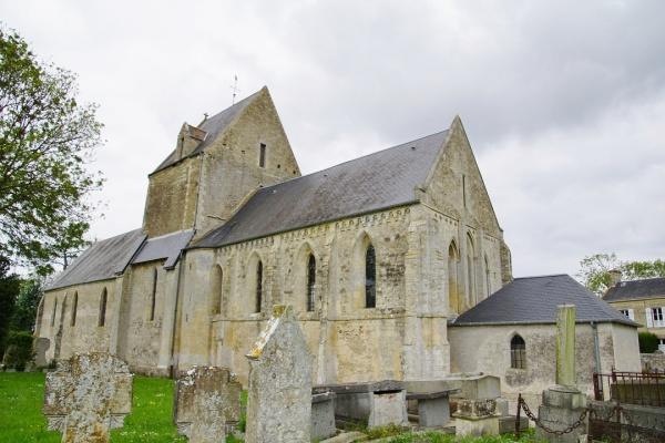 Photo Géfosse-Fontenay - église saint Pierre