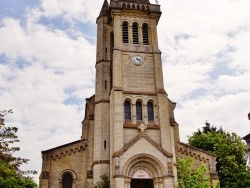 Photo paysage et monuments, Grandcamp-Maisy - église Notre-Dame