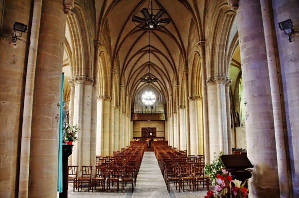 Photo Isigny-sur-Mer - église St Georges