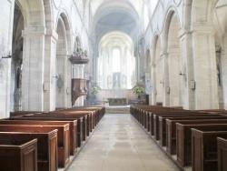 Photo paysage et monuments, Juaye-Mondaye - église Saint Martin