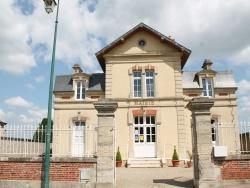 Photo paysage et monuments, Juaye-Mondaye - la Mairie