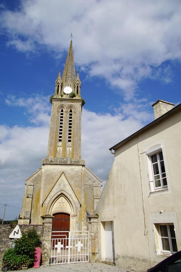Photo Landes-sur-Ajon - église Notre Dame