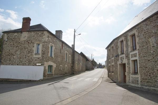 Photo Landes-sur-Ajon - le village