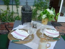 Terrasse aux Pommiers