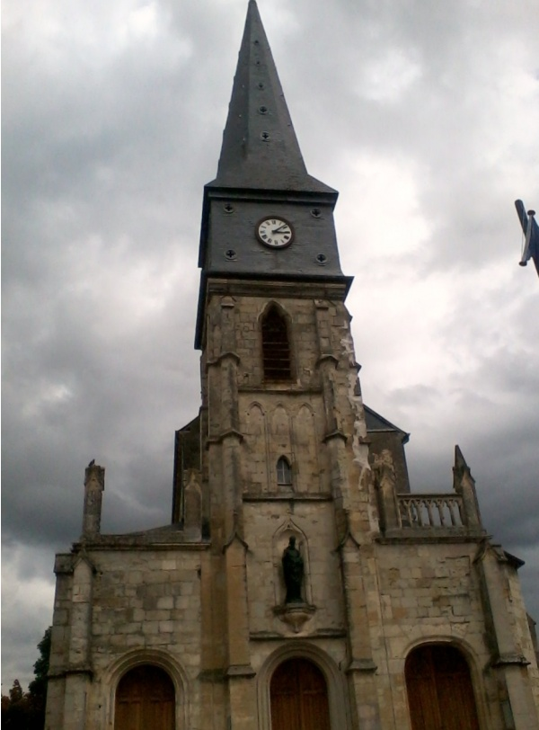 Photo Livarot - église
