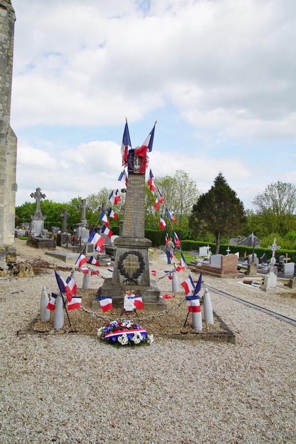 Photo Longvillers - le monument aux morts