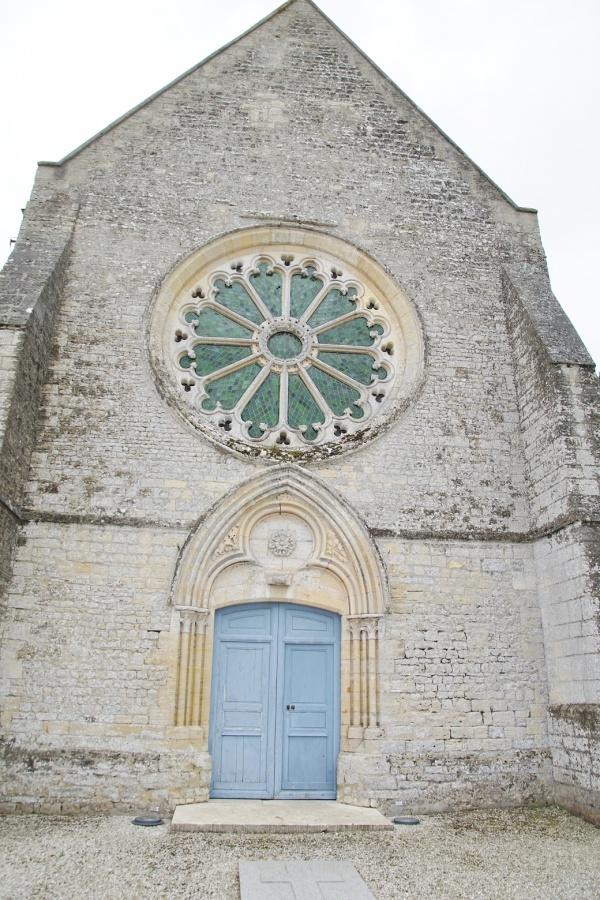 Photo Mosles - église Saint eustache