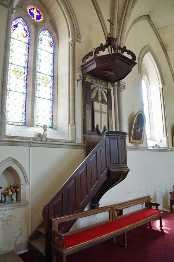 Photo Neuilly-la-Forêt - église Notre Dame