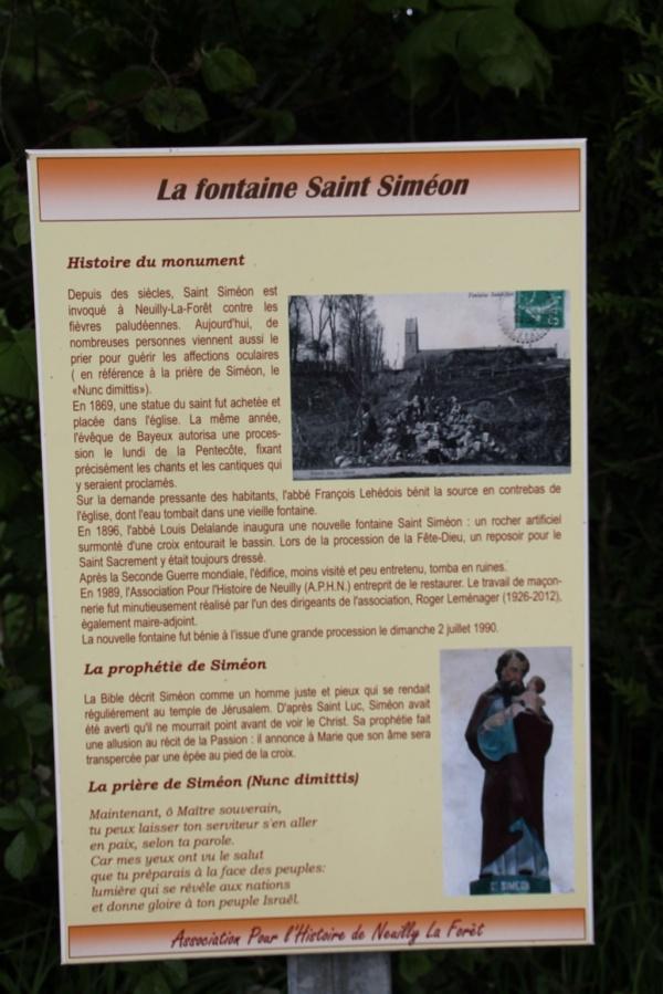 Photo Neuilly-la-Forêt - la fontaine