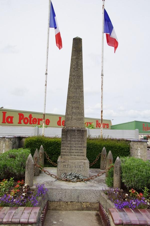 Photo Noron-la-Poterie - le monument aux morts