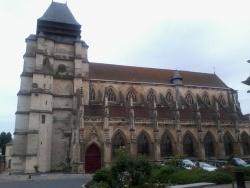 Photo paysage et monuments, Pont-l'Évêque - église St Michel