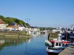 Photo de Port-en-Bessin-Huppain