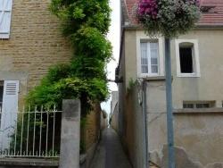 Photo paysage et monuments, Saint-Aubin-sur-Mer - Venelle ...pour aller droit à la mer