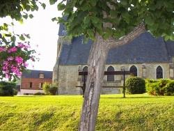 Photo paysage et monuments, Sainte-Marguerite-de-Viette - Eglise de Sainte Marguerite de viette