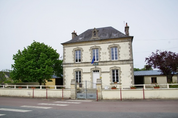 Photo Le Tronquay - la Mairie