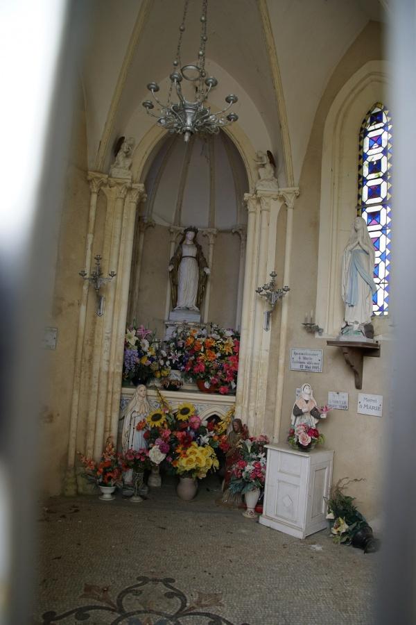 Photo Le Tronquay - chapelle