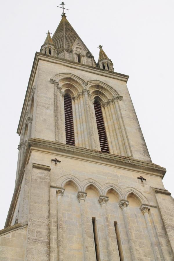 Photo Le Tronquay - église Saint Jacques