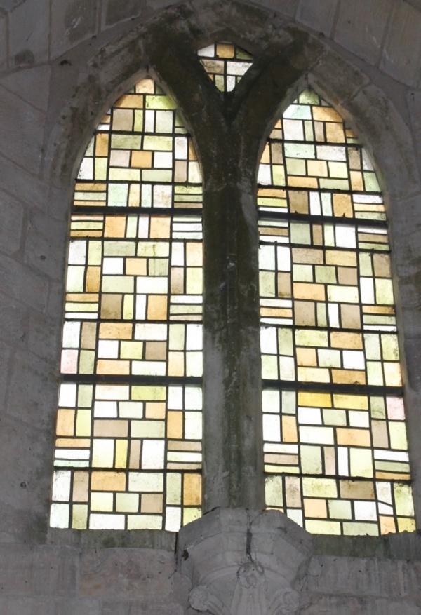 Photo Vierville-sur-Mer - Vitraux église St André