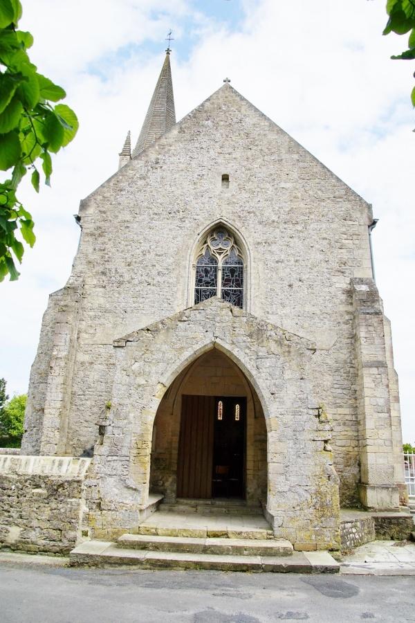 Photo Vierville-sur-Mer - église St André