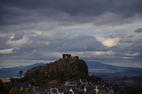 Photo Apchon - Chateau