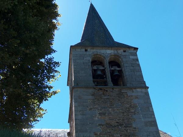 Photo Chaliers - clocher de chaliers