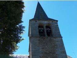 Photo paysage et monuments, Chaliers - clocher de chaliers