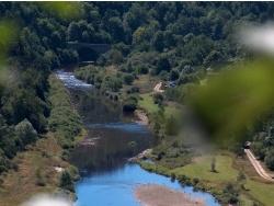 Photo paysage et monuments, Chaliers - domaine DE LONGEVIALE à chaliers