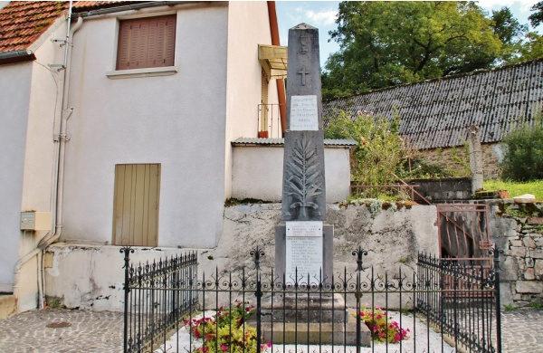 Photo Chalvignac - le Monument-aux-Morts