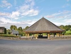 Photo paysage et monuments, Chalvignac - La Halle