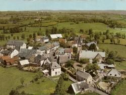 Photo paysage et monuments, Chaussenac - Chaussenac.Carte postale ancienne
