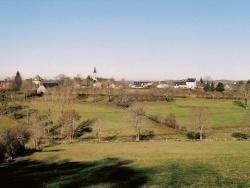 Photo paysage et monuments, Chaussenac - le bourg