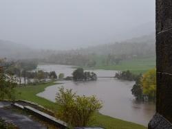 Photo paysage et monuments, Cheylade - Vallée de Cheylade aprés la tempete Amélie