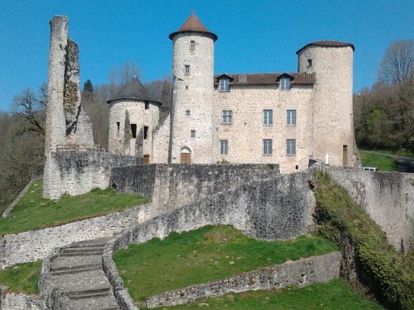 Photo Laroquebrou - Château