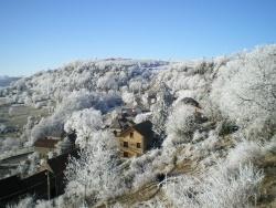 Photo paysage et monuments, Laurie - Laurie sous la neige