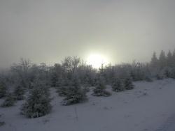 Photo paysage et monuments, Laurie - Gignol en hiver