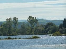 Photo paysage et monuments, Riom-ès-Montagnes - étang de Majonenc