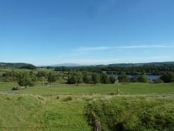 Photo paysage et monuments, Riom-ès-Montagnes - Etang de Majonenc