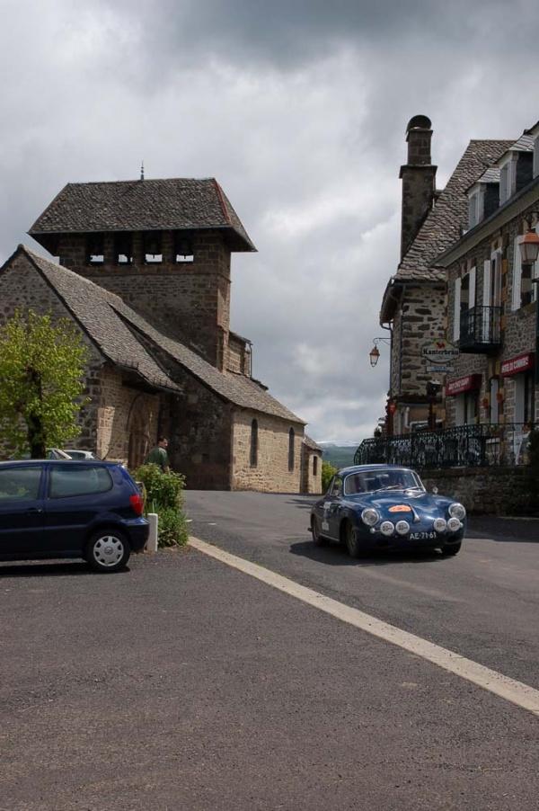 Photo Saint-Bonnet-de-Salers - Rally Tulpen