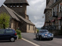 Photo paysage et monuments, Saint-Bonnet-de-Salers - Rally Tulpen