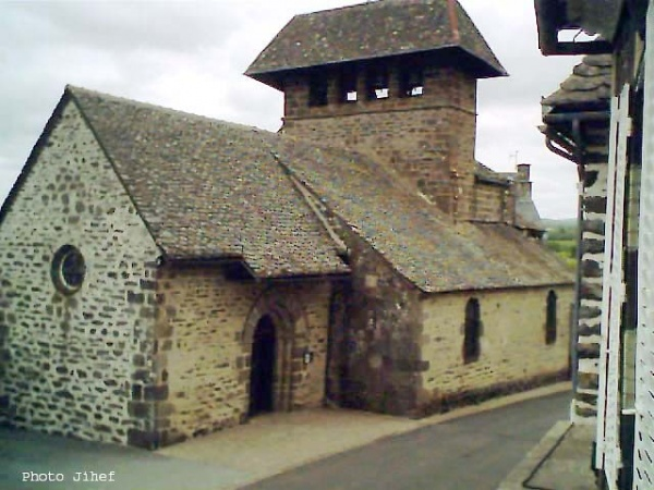 Eglise de Saint Bonnet